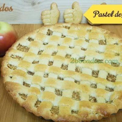 Pastel de Manzana 2Bocados-4