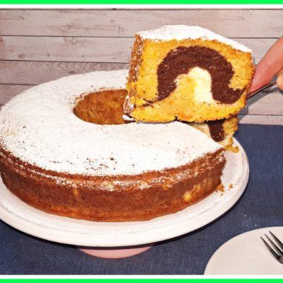 bundt cake de calabaza y tarta de queso-3