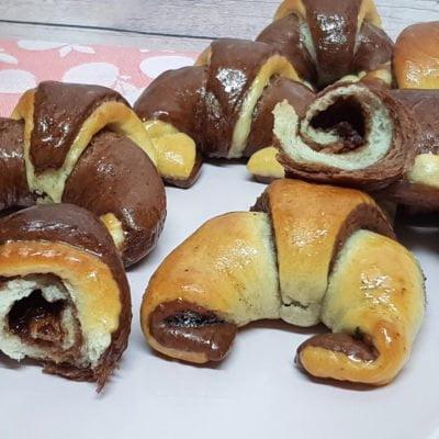 Croissants dos colores-2 Bocados