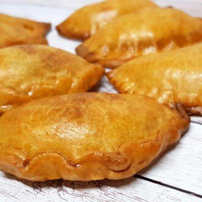 Masa de empanadas y empanadillas -2 bocados