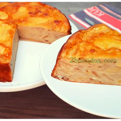 Tarta de Manzana muy jugosa - 1 (1)