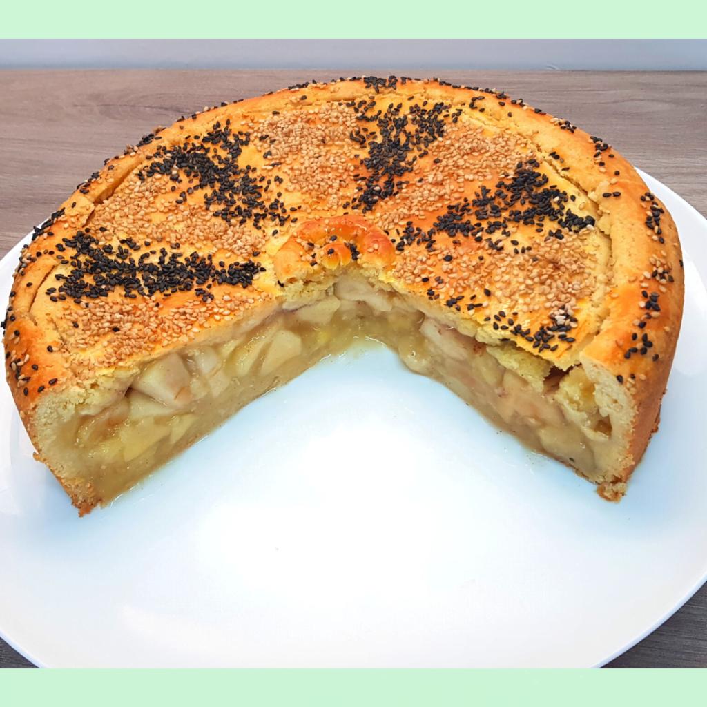 Tarta Alemana de Manzana