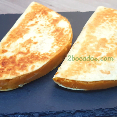 Quesadillas de Papas